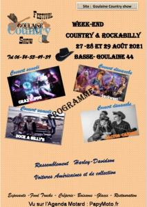 Week-end Country et Rockabilly – Basse-Goulaine (44) @ Basse-Goulaine (44)