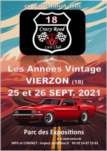 Les années Vintage - Vierzon (18) @ Vierzon (18)