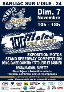 100 motos pour Margot - Gosses Riders - Sarliac-sur-L'Isle (24) @ Sarliac-sur-L'Isle (24)