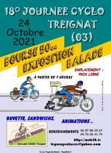 18e Journée cyclo - Treignat (03) @ Treignat (03)