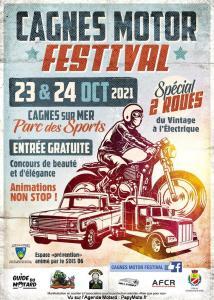Cagnes Motor festival – Cagnes sur Mer (06) @ Cagnes sur Mer (06)