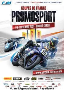 Coupes de France Promosport – Circuit Carole (93) @ – Circuit Carole (93)