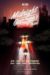 Midnight Garage - Paris (75) @ Paris (75)