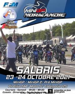 Mini GP Normandie – Salbris (41) @ Salbris (41)