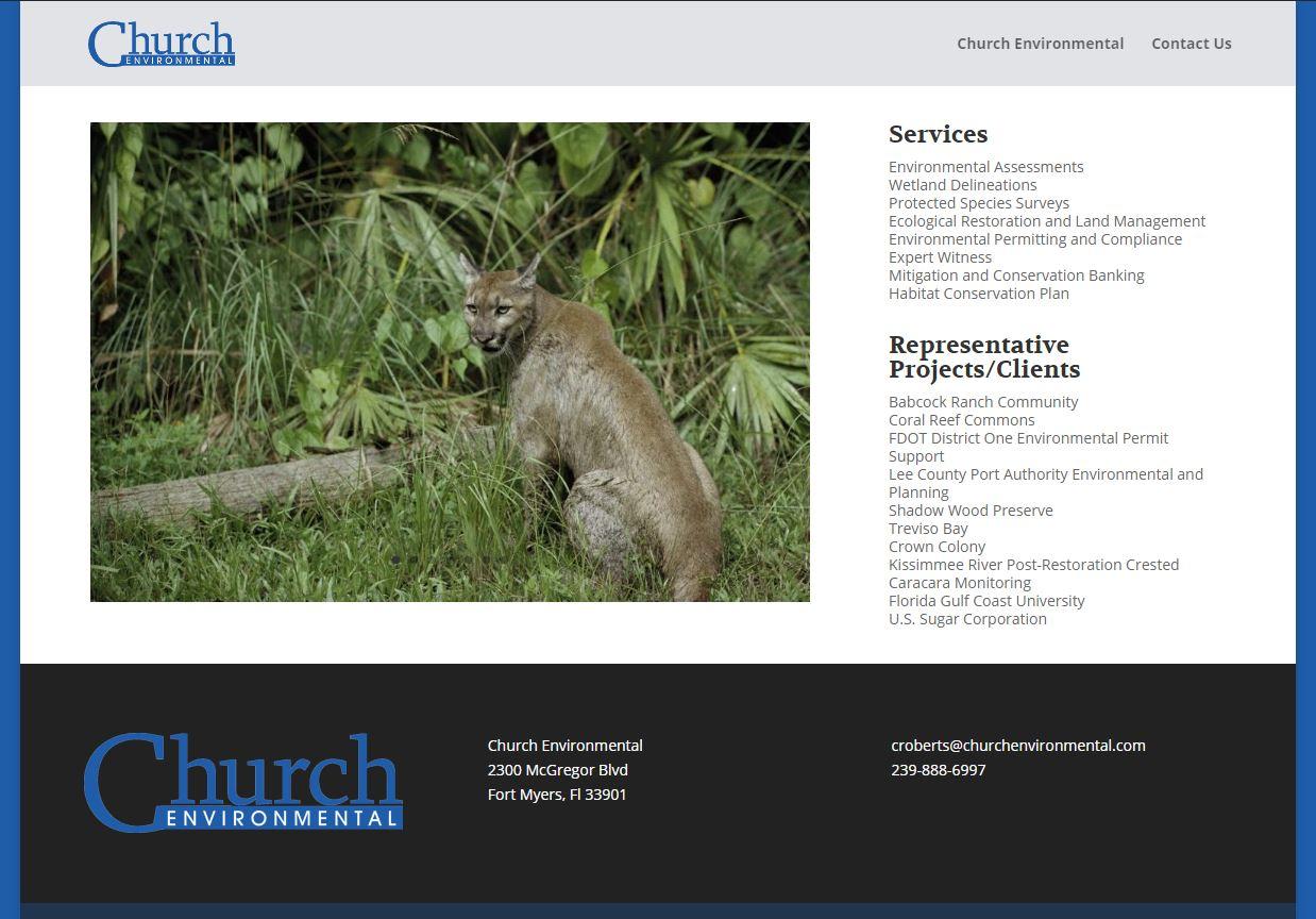 Church Environmental