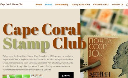 Cape Coral Stamp Club