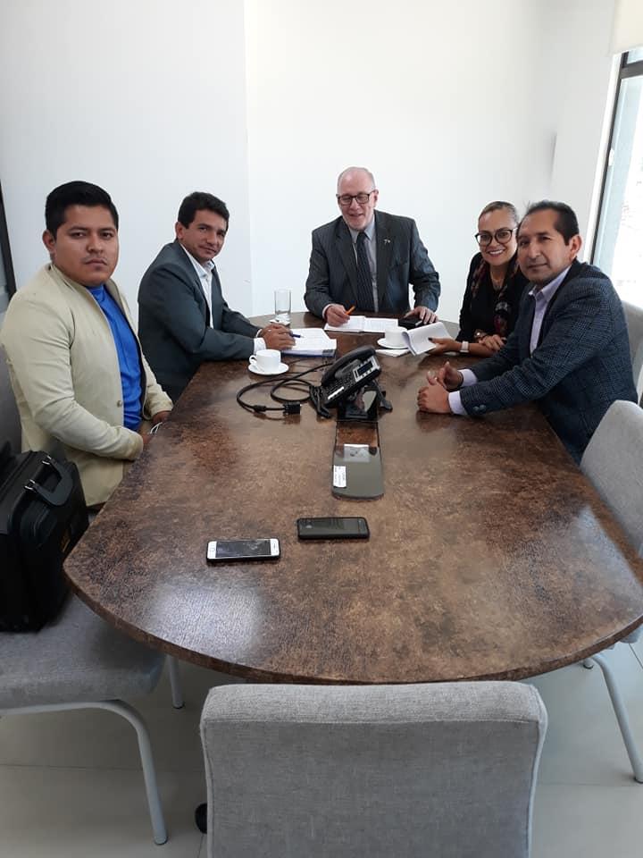 Alcalde de Paquisha proyecto minero