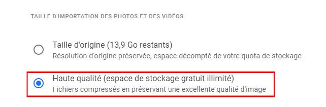 image 5 article: Libérer de l'espace de stockage dans Drive https://www.par-le-temps-qui-court.fr Magali Cochez