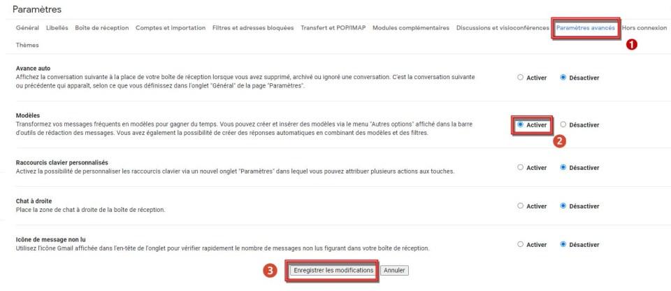 photo 2 Vos Templates Gmail en moins de 2 minutes Magali Cochez https://par-le-temps-qui-court.fr