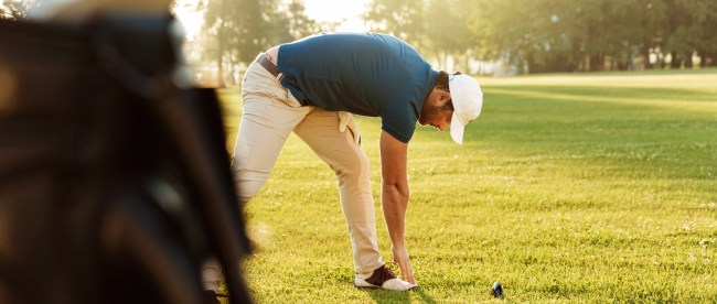 5 Golf Exercises You Can Do at Home