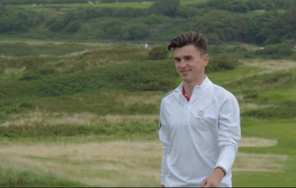 Conor Gough takes Boys' championship