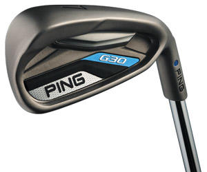 Most Forgiving Irons - Ping G30