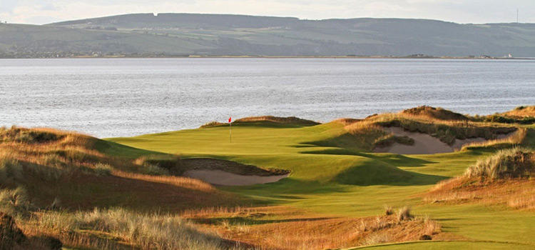 Best Par 3 Holes in the World - Castle Stuart Hole 11