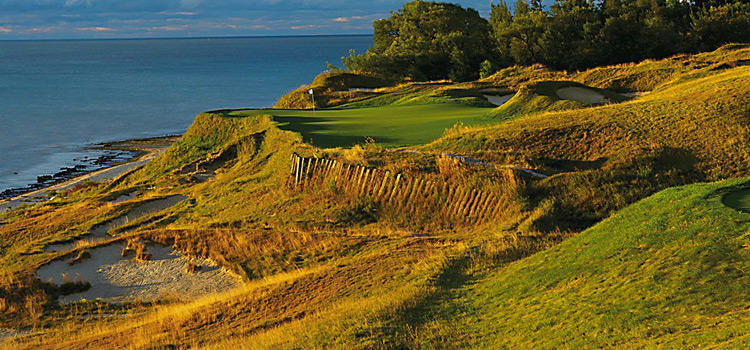 Best Par 3 Holes in the World - Whistling Straits Hole 17