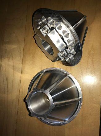 """3"""" to 6"""" Aluminum Core Cones"""