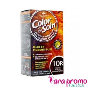 3 CHÊNES COLOR & SOIN COLORATION - 10R Rouge Flamboyant