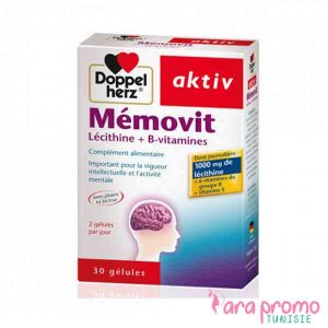 AKTIV MEMOVIT 30 GELLULES