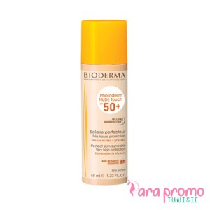 BIODERMA Photoderm NUDE Touch SPF 50+ Teinté CLAIRE