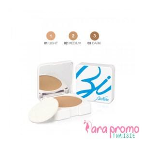 BIONIKE ACTEEN MAKE-MAT Fond de teint compact en crème SPF 50
