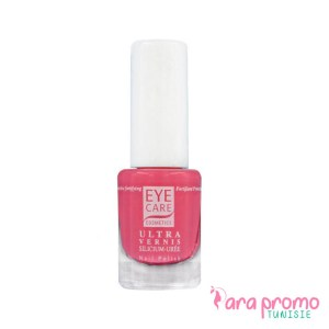 Eye care Ultra vernis à ongles Silicium-Urée Fuchsia