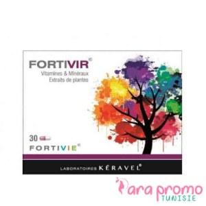 FortiVir Stimulant immunitaire 30 Gélules
