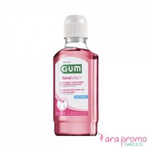 GUM SensiVital + Bain de Bouche 300ML