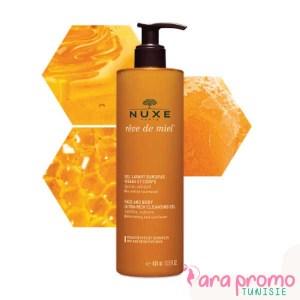 Nuxe-Reve-de-miel-Gel-nettoyant-SURGRAS-visage-200ML