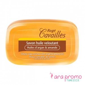 ROGE CAVAILLES Savon Huile Veloutant 115Gr