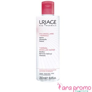 URIAGE EAU MICELLAIRE THERMALE APAISE 250ML