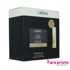 LIERAC PREMIUM COFFRET ANTI-AGE - PEAU SOYEUSE