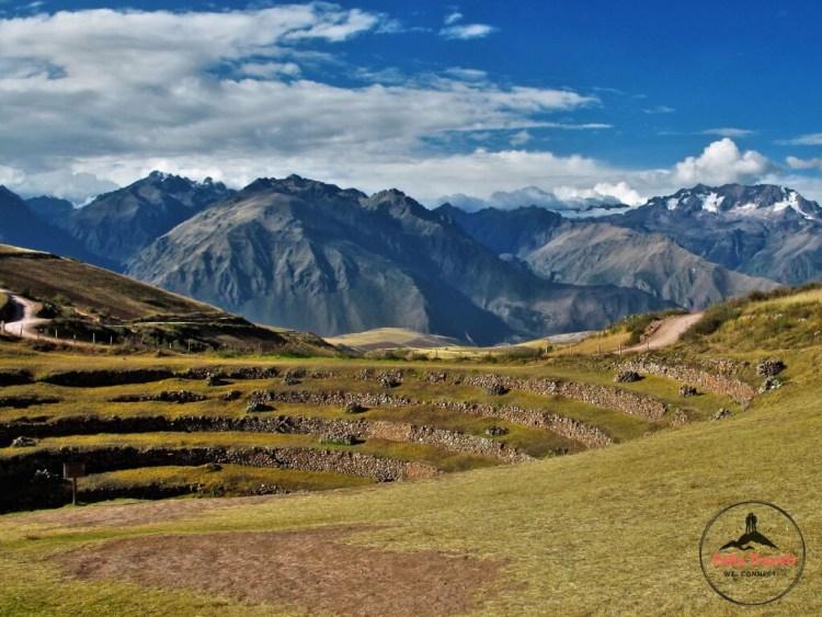 Inca labaratory Sacred Valley
