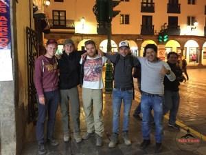 Ralf, Boris, Jon and Svante