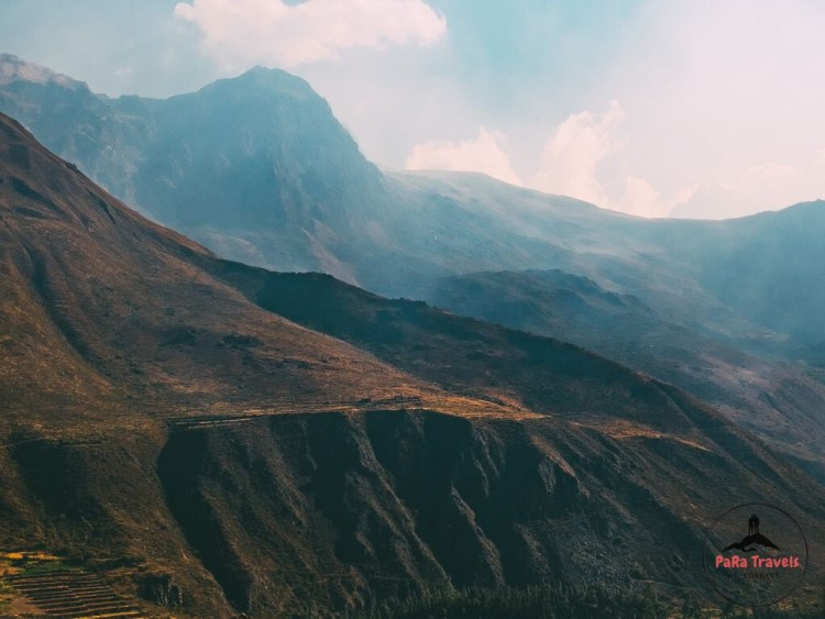 Valley surroundings