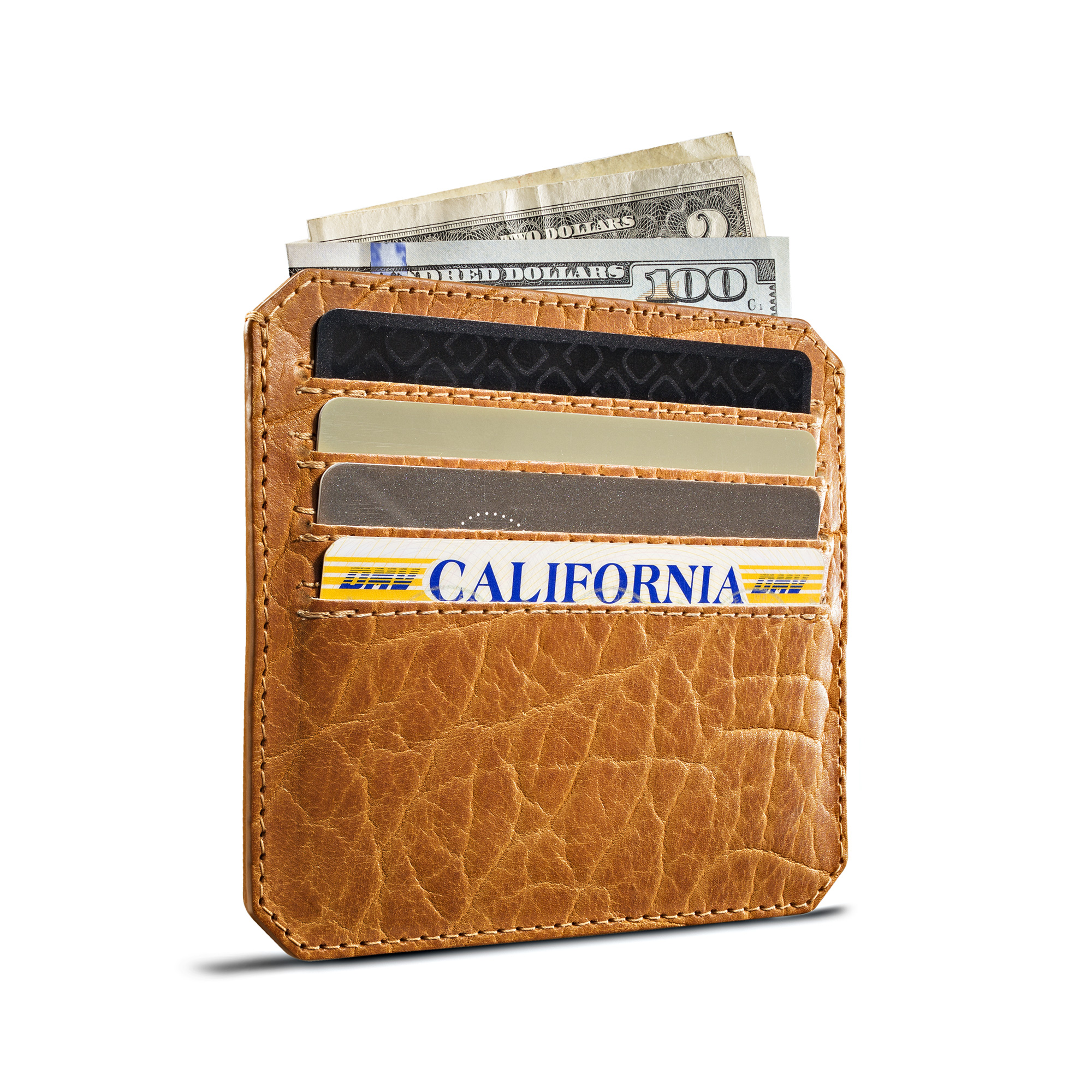 The Cash & Carry Wallet