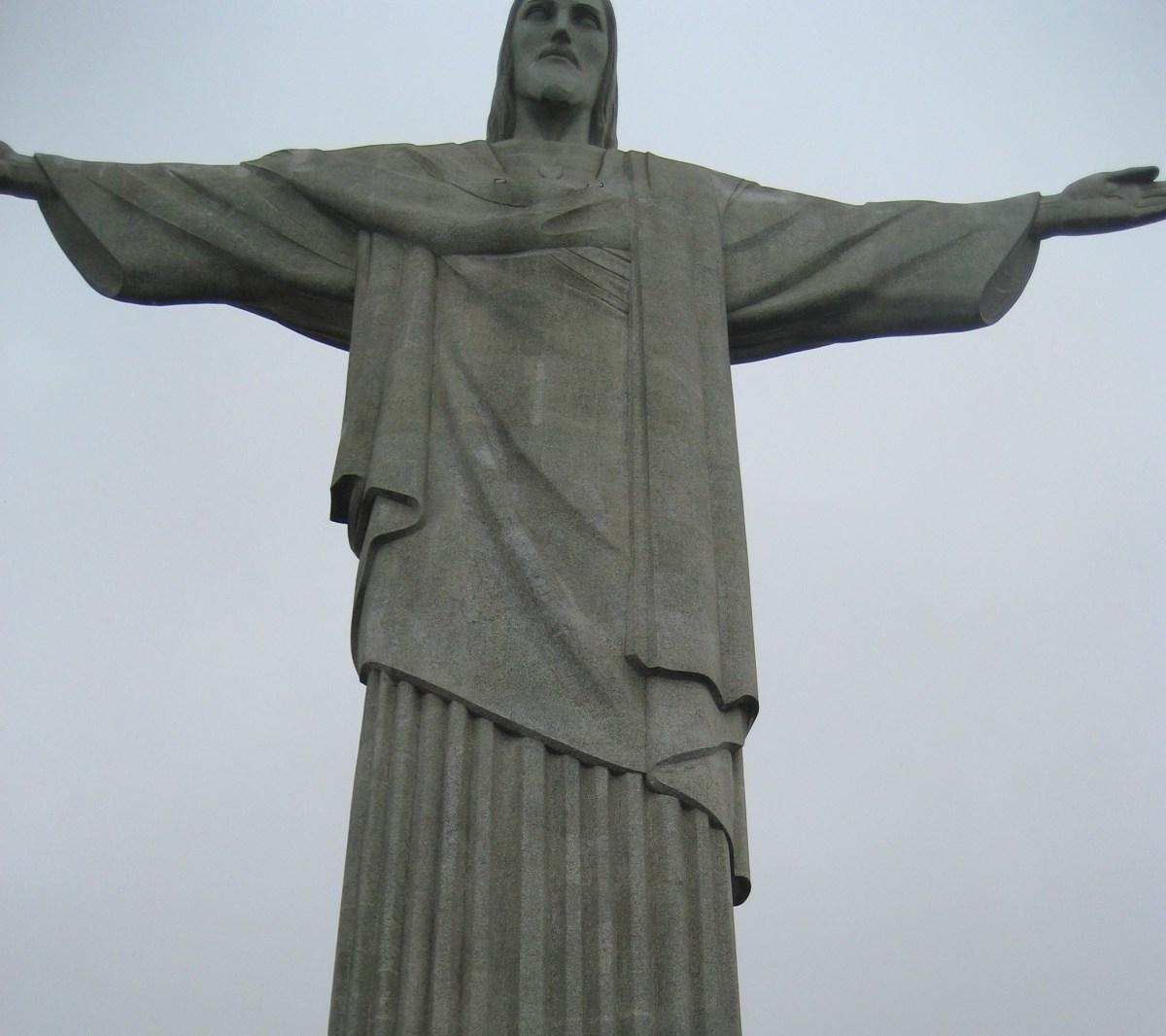 Christusstatue in Rio de Janeiro