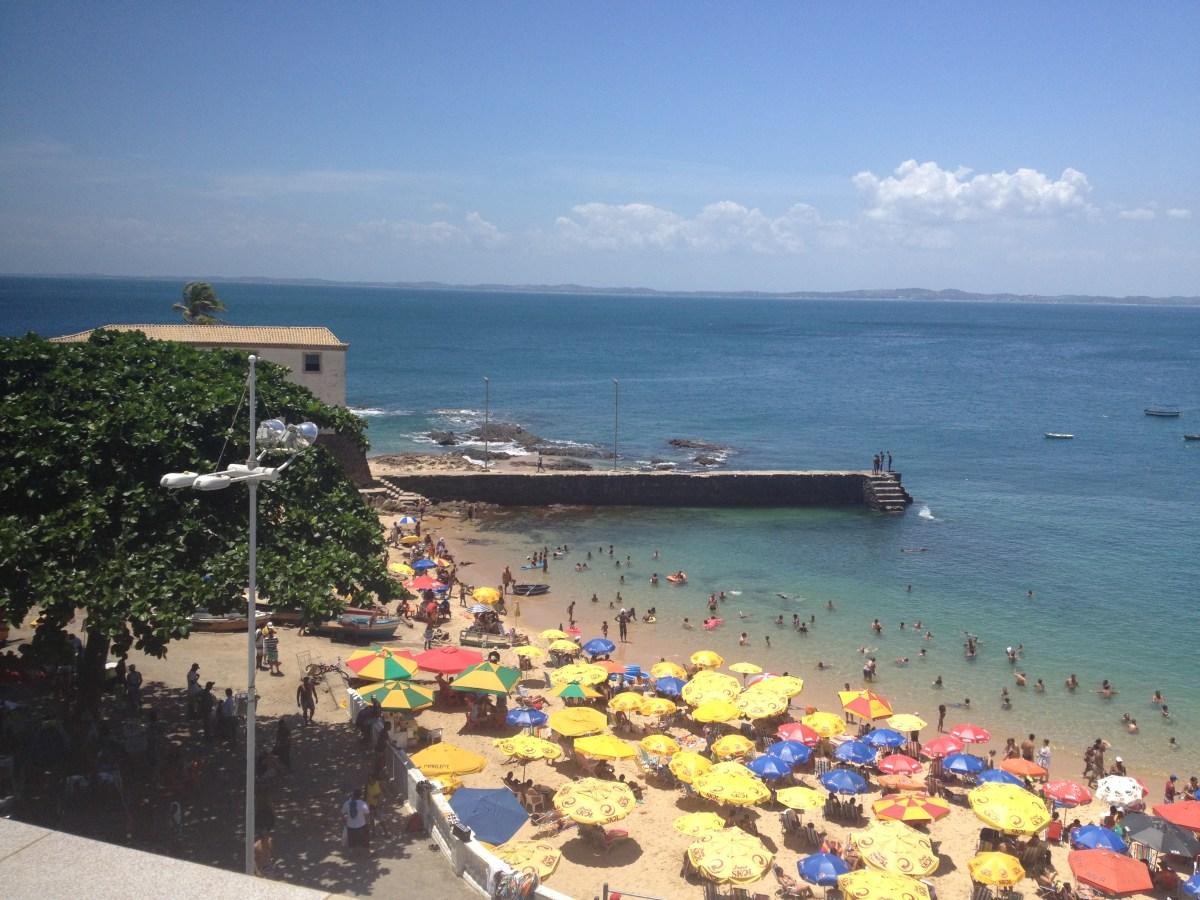 Reise nach Brasilien – Salvador da Bahia
