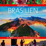 Buchcover Highlights Brasilien