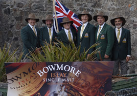 Aussies take the Bronze