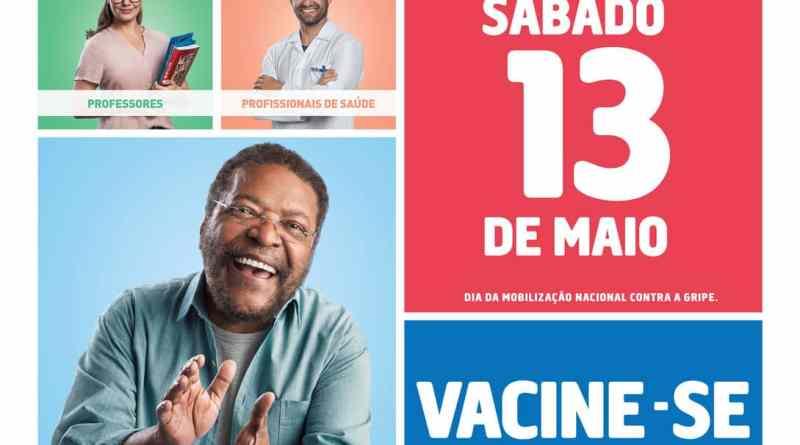 Campanha contra a gripe