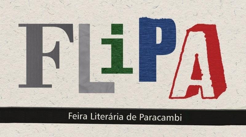 Arte gráfica: logo da FLIPA