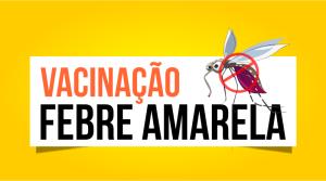 Banner da Febre Amarela