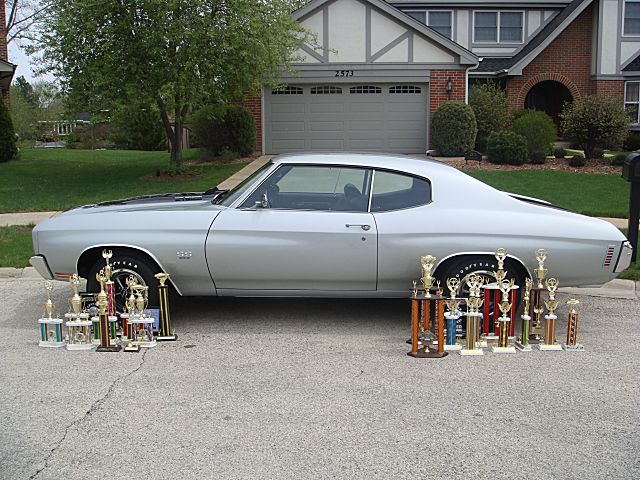 Vende-Se: Chevrolet Chevelle SS 1970 (3/3)