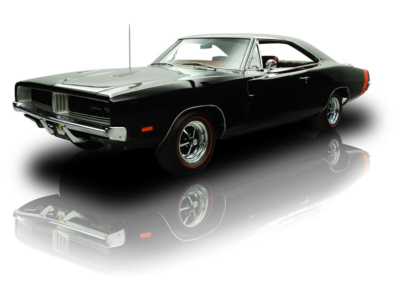 Vende-Se: Dodge Charger R/T 440 1969 (1/6)