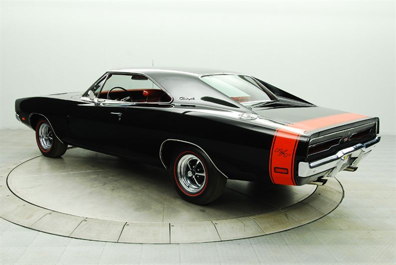 Vende-Se: Dodge Charger R/T 440 1969 (4/6)