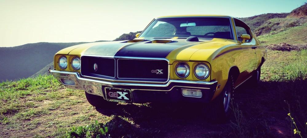 Os Muscle Cars da Buick  (1/6)