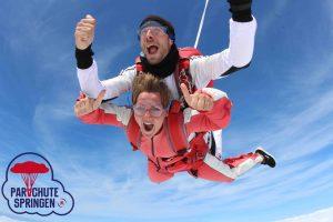 Parachutespringen.nl - Parachutespringen Skydive Tandemsprong