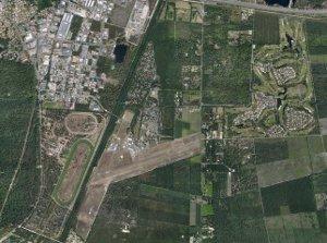 vue aerodrome 500m