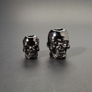 Large and Small Skull