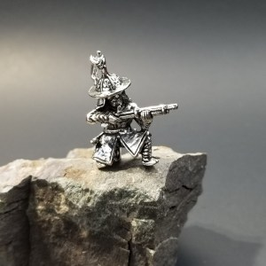 Soldier with Gun