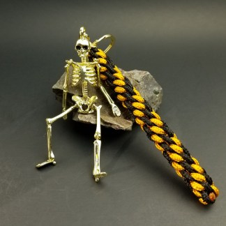 Gold Skeleton Key Fob